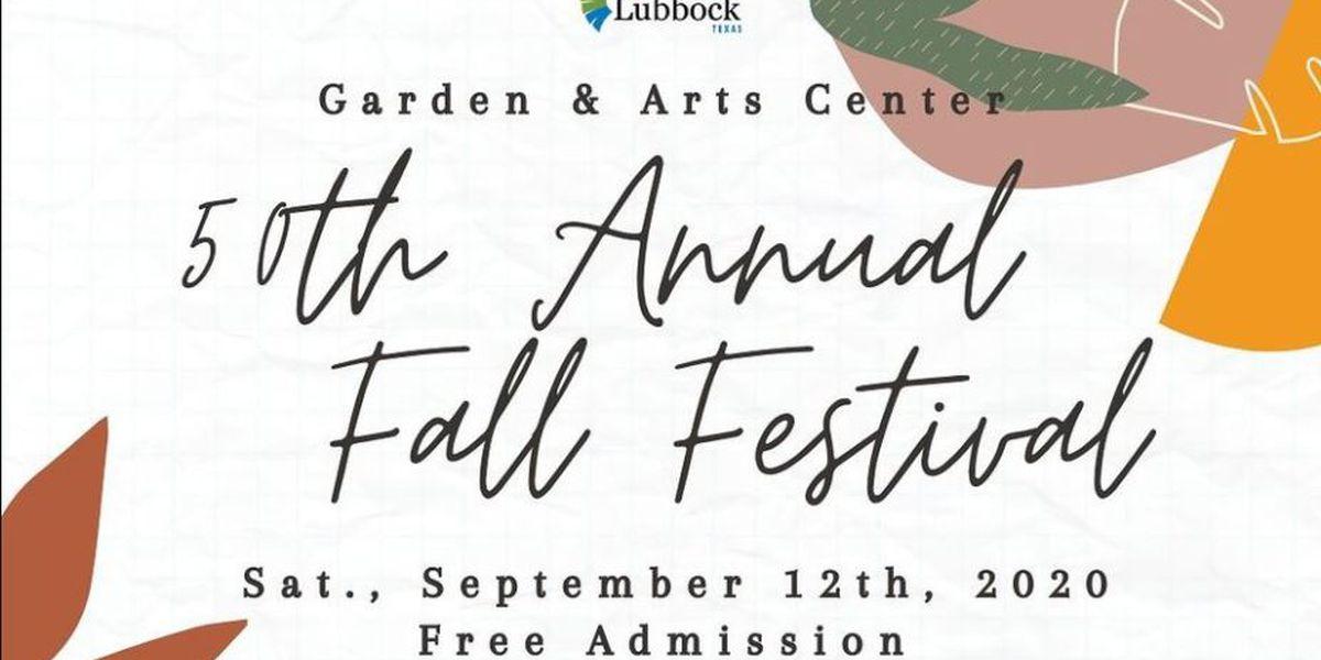 The Garden & Arts Center 50th annual Fall Arts & Crafts Festival