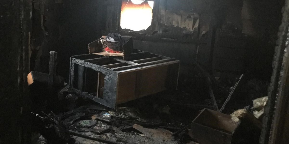 Fund set up to help Navy vets, three children after house fire