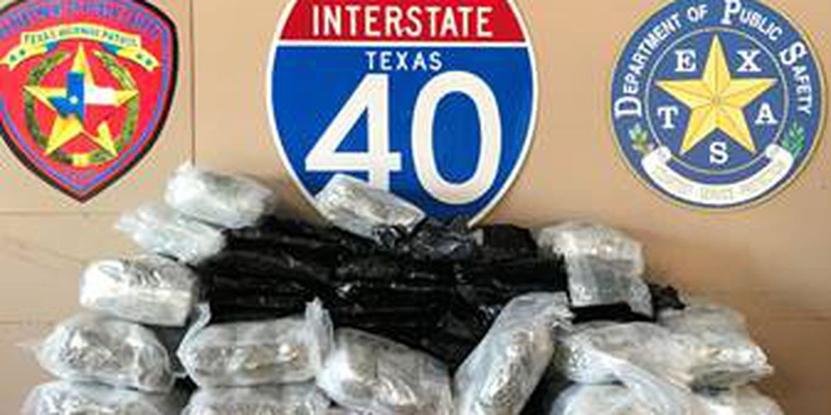 Trooper seizes over 100 pounds of marijuana, arrest 1 near Conway