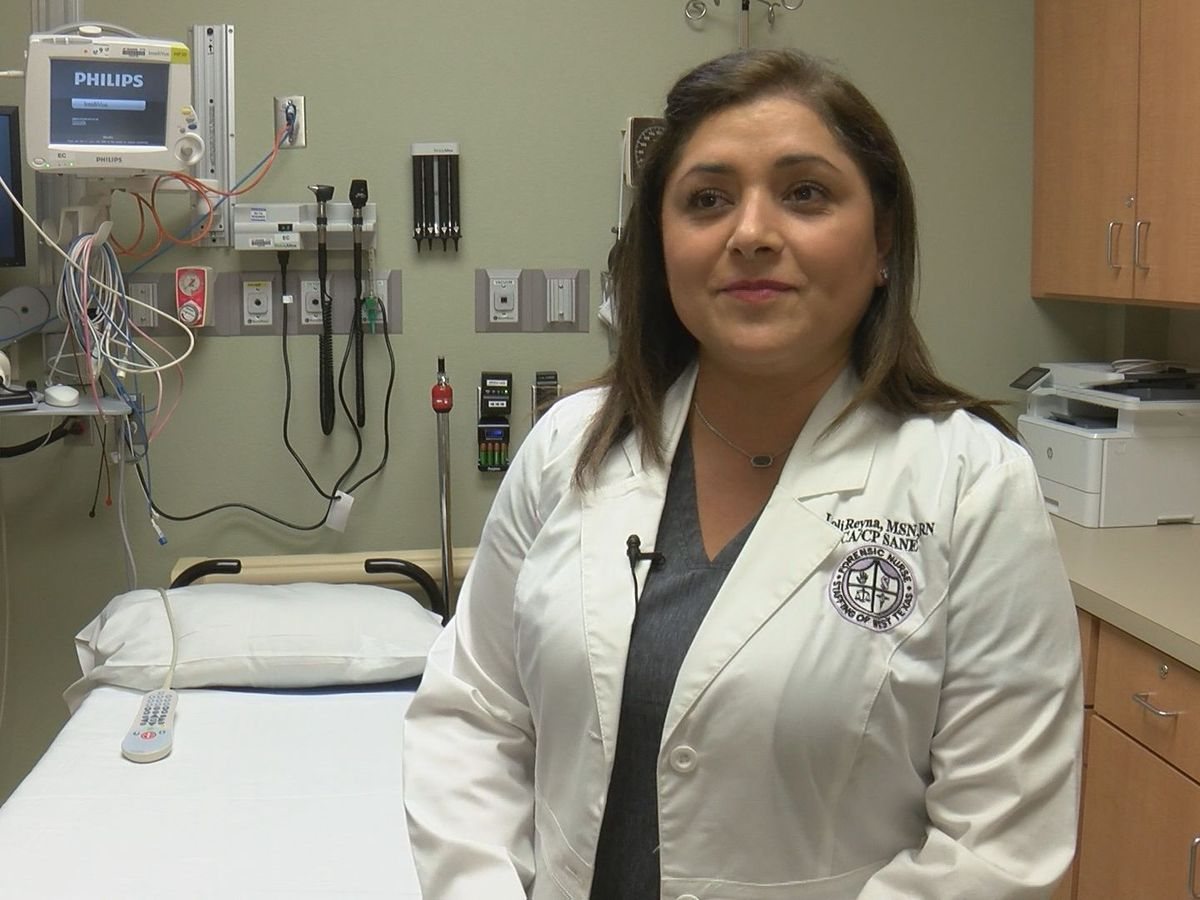 Specially trained nurses help sex trafficking victims across the South Plains