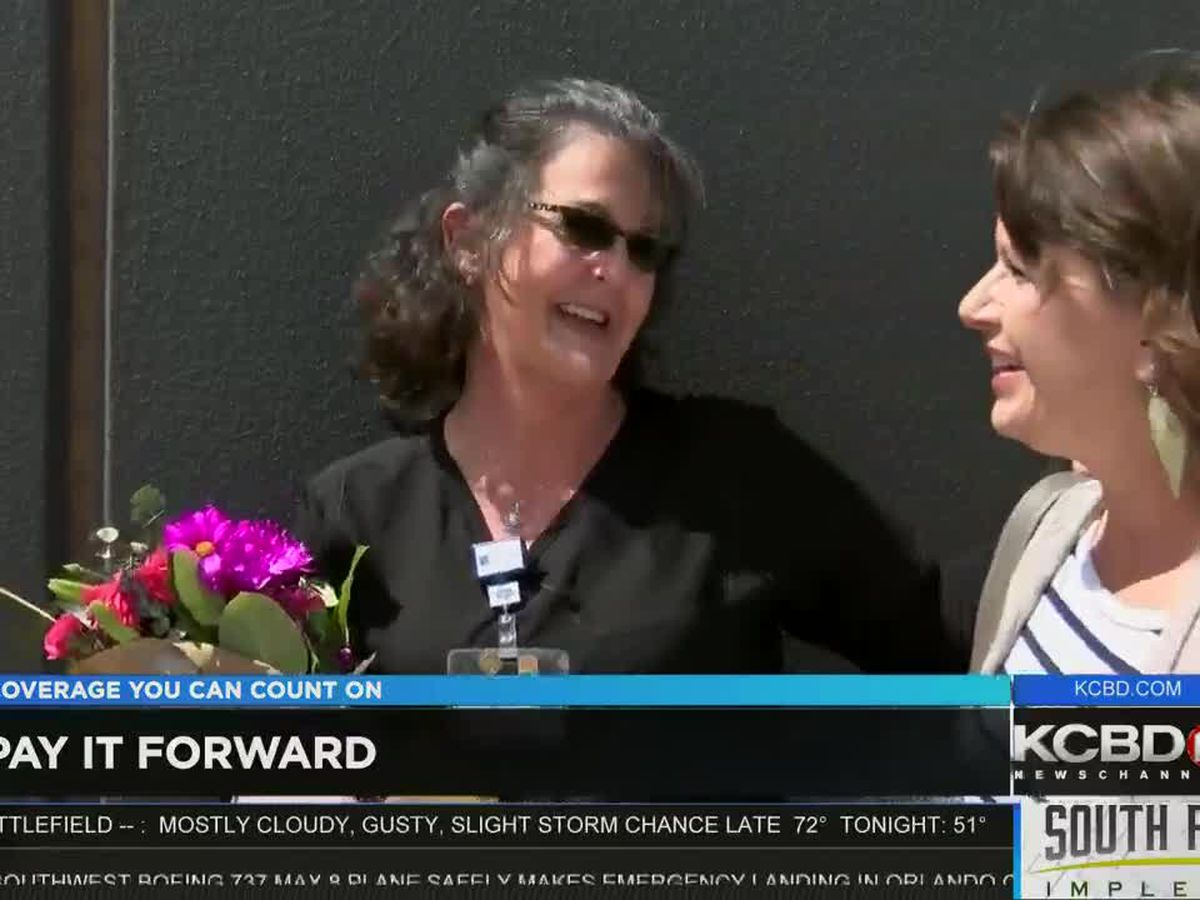 Pay It Forward: Honoring a hard-working Lubbock mom