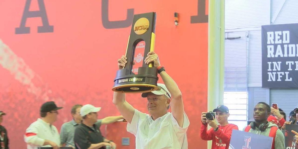 Red Raider Track & Field returns home as National Champions