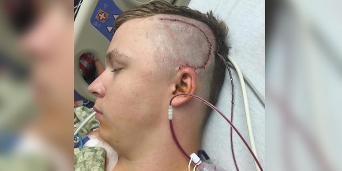 Lubbock restaurant rallies to help teen who suffered brain injury