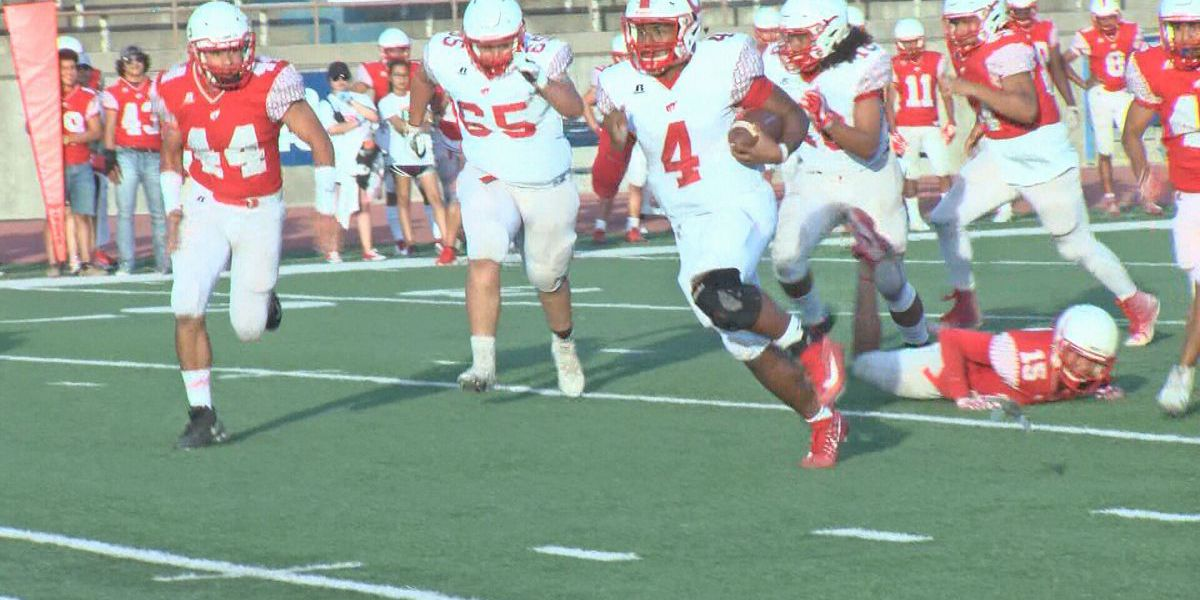 Lubbock Monterey's football game against Odessa High canceled due to positive COVID-19 test