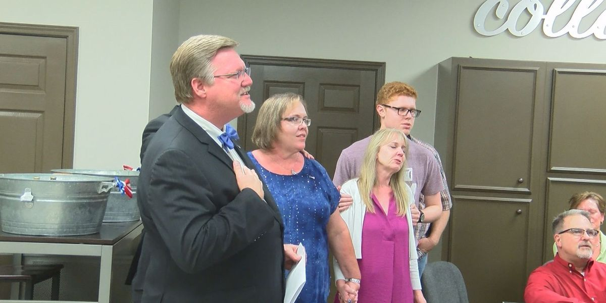 Candidates thank voters after Parrish win in county judge race
