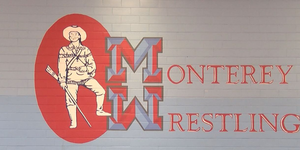 Monterey set to send four wrestlers to state tournament
