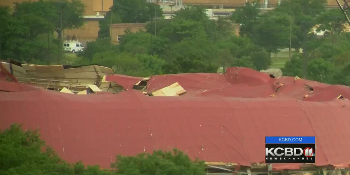 Demolition of Lubbock Municipal Coliseum complete