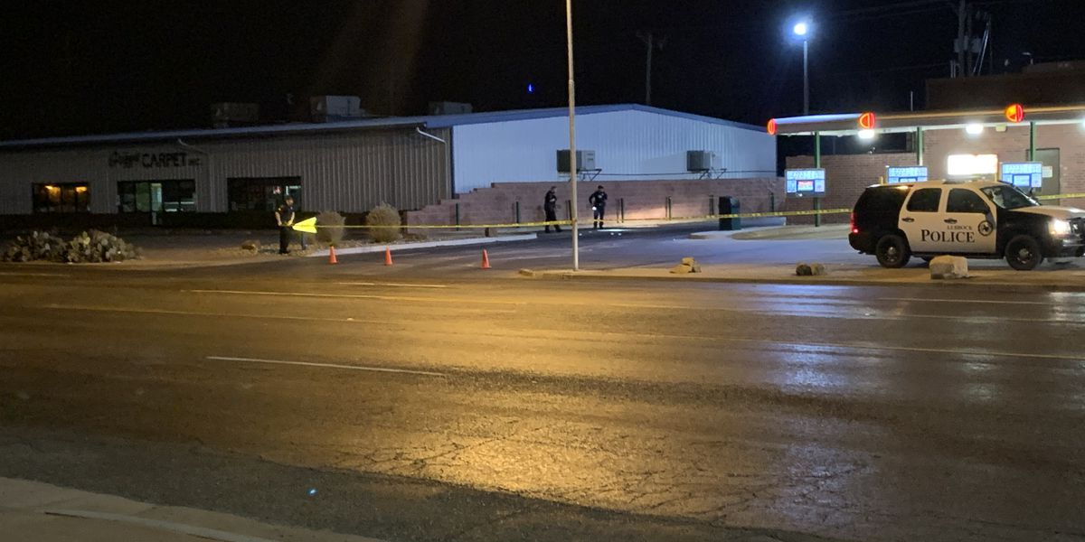 Lubbock Police investigate shooting at 34th Street Sonic, suspect not found