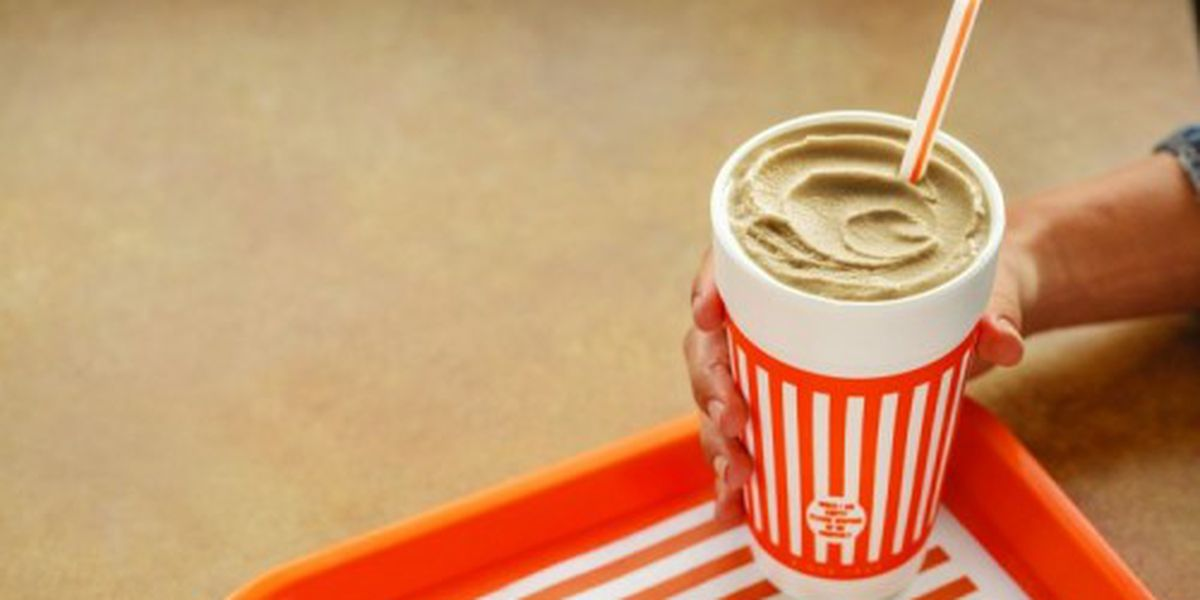 Whataburger introduces limited-time Dr. Pepper milkshake