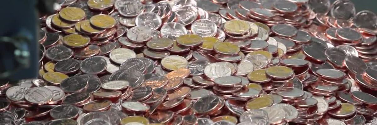 Coin shortage caused by pandemic