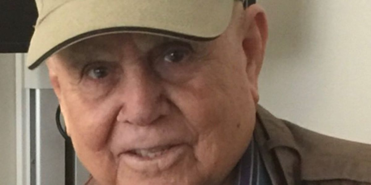 Missing 93-year-old man found