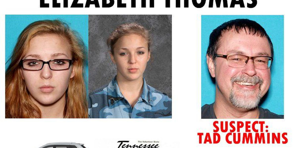 Tennessee teacher, missing teen spotted in Texas