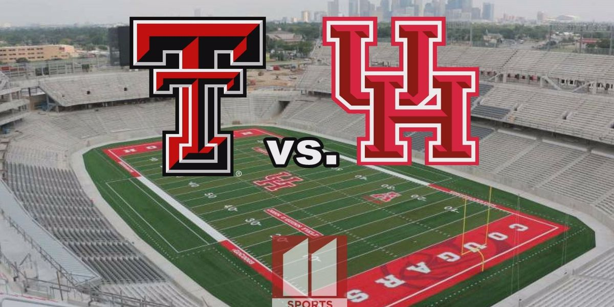 Different avenues available to watch Tech vs. Houston game