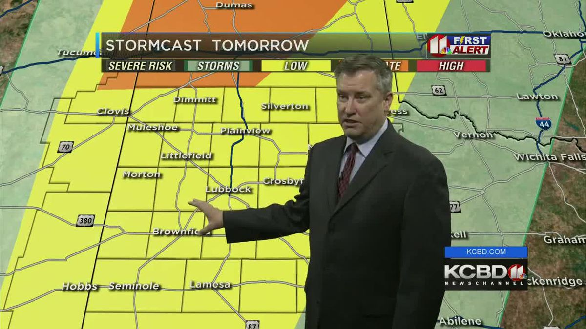 KCBD Weather at 10 for May 25