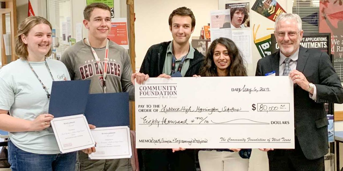 The Community Foundation of West Texas awards $160,000 in local scholarships