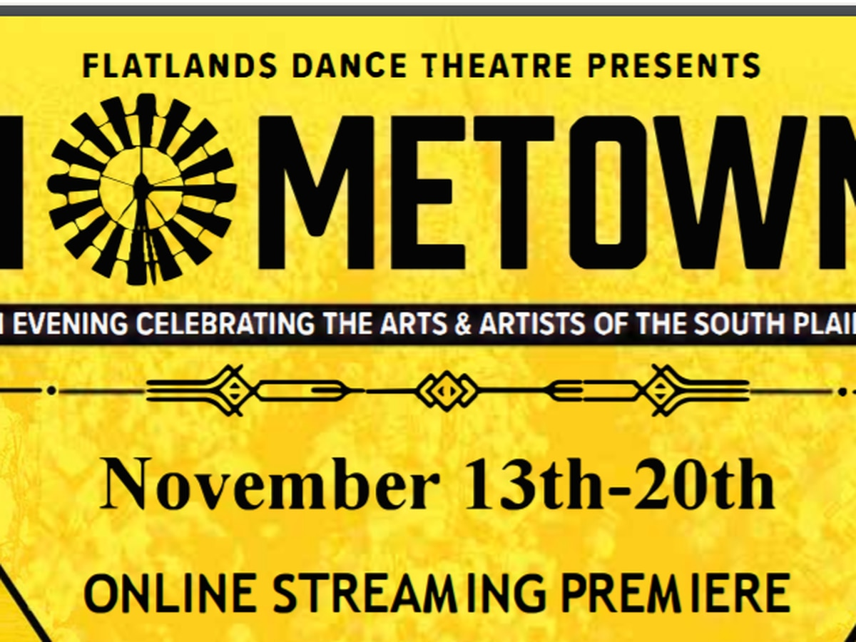 Flatland Dance Theater presents Hometown Nov.13-20