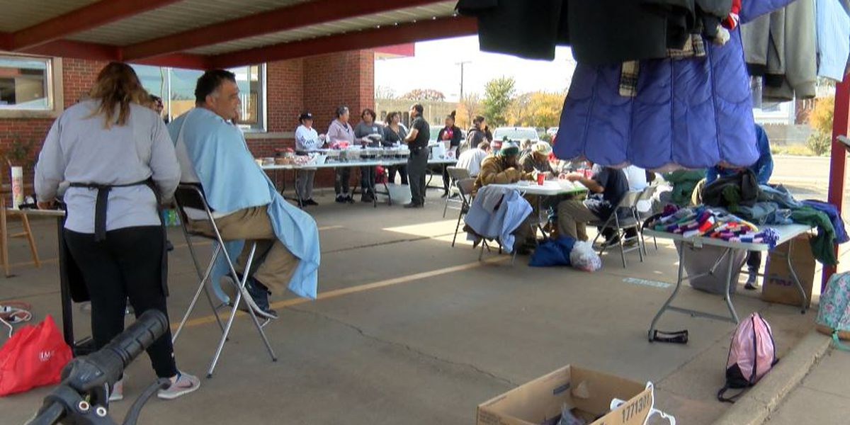 Lubbock haircuts for homeless adds 'A Warmer Winter' initiative