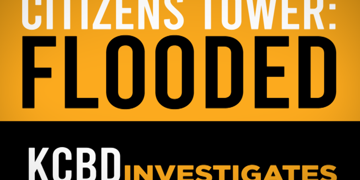 KCBD INVESTIGATES: The cost to clean up flood damage at Citizens Tower