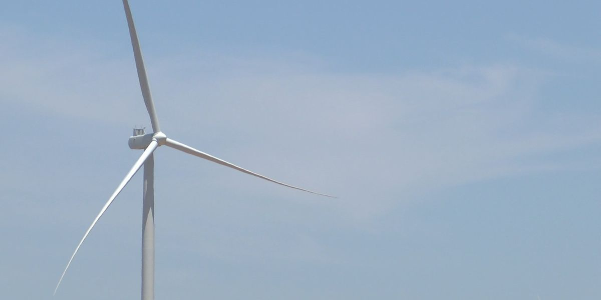 Wind farm in Petersburg to fund $27 million school renovation project
