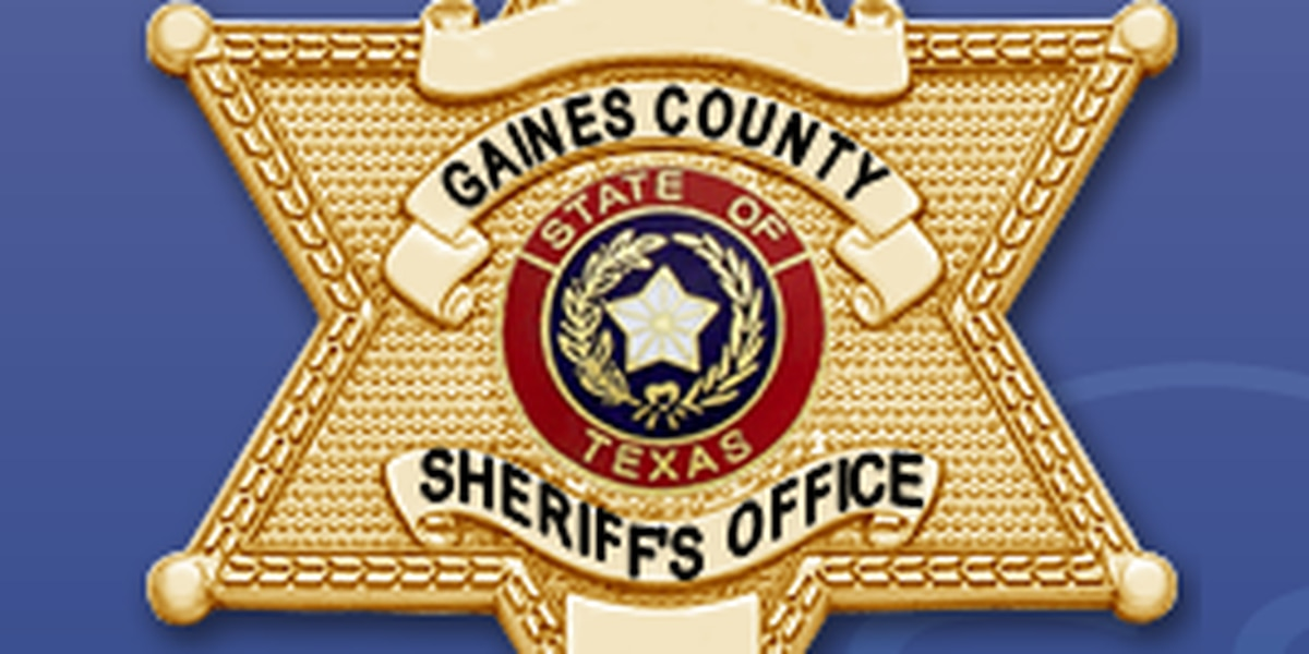 Gaines County Sheriff's Office warns of scammer impersonating deputy