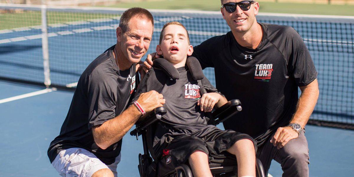 Team Luke Tennis Classic to raise money for Luke Siegel