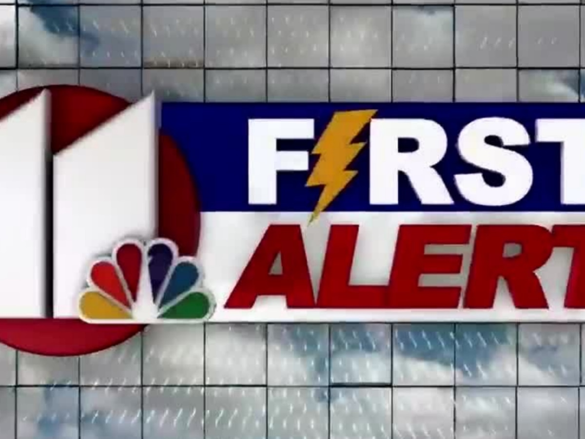 Thursday to be First Alert Weather Day