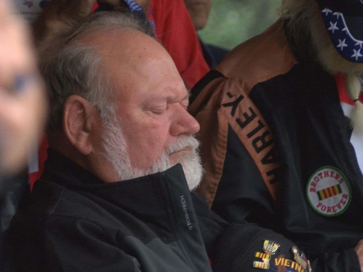 South Plains Honor Flight honors fallen veteran at Quantico funeral