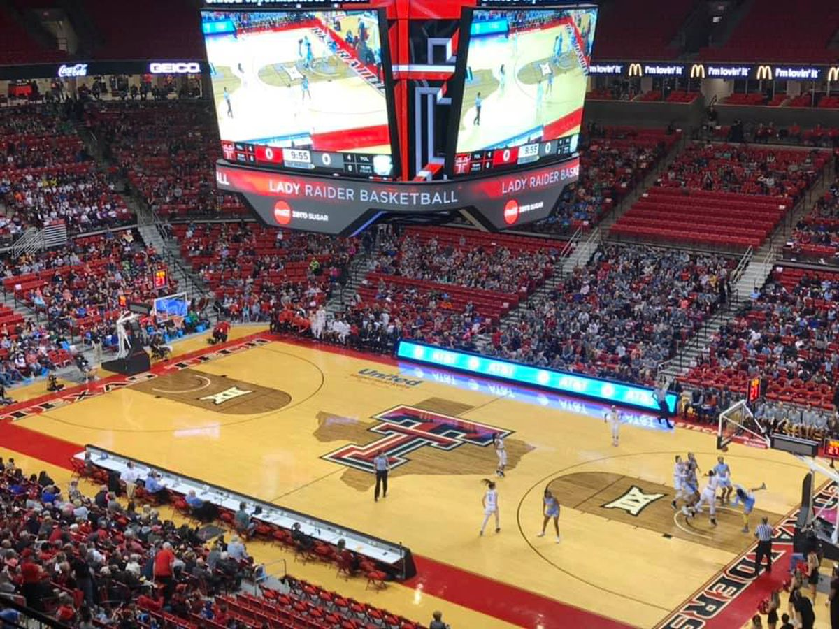 Lady Raiders beat Southern in front of 8,000 students