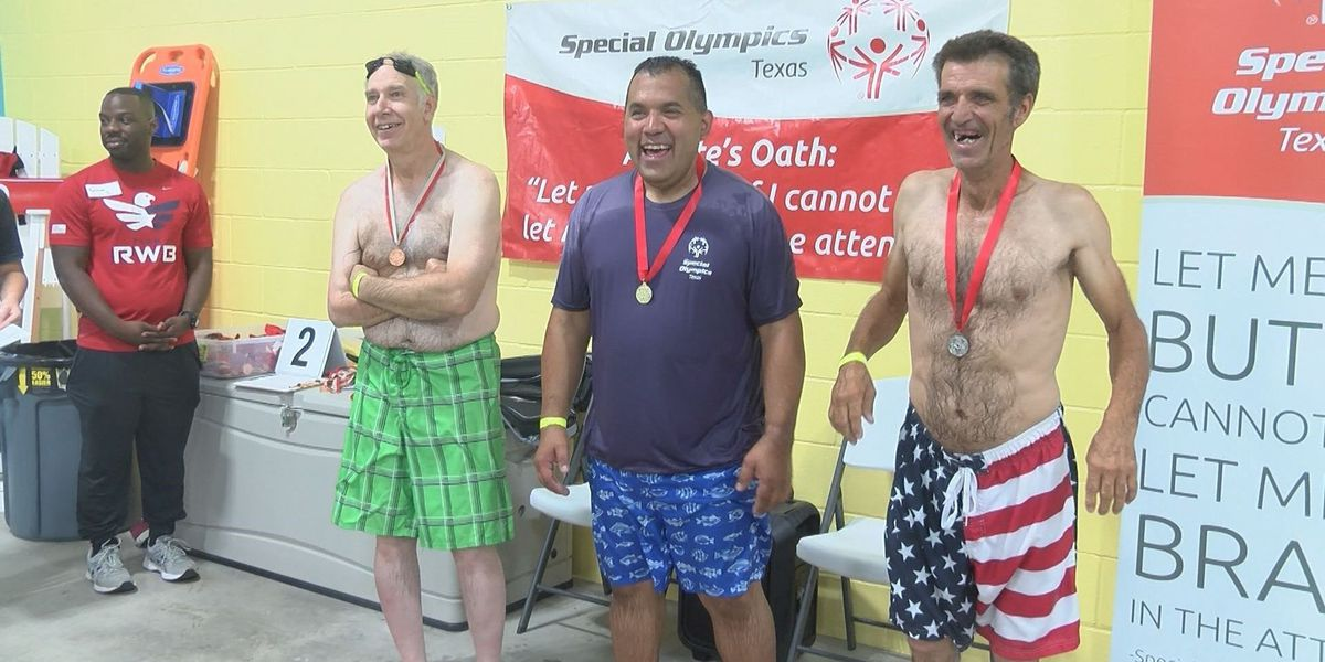 Local Athletes Compete in Special Olympic Games