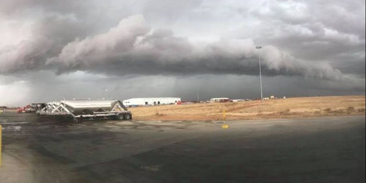 FIRST ALERT WEATHER DAY: Showers, possibly severe, across the South Plains
