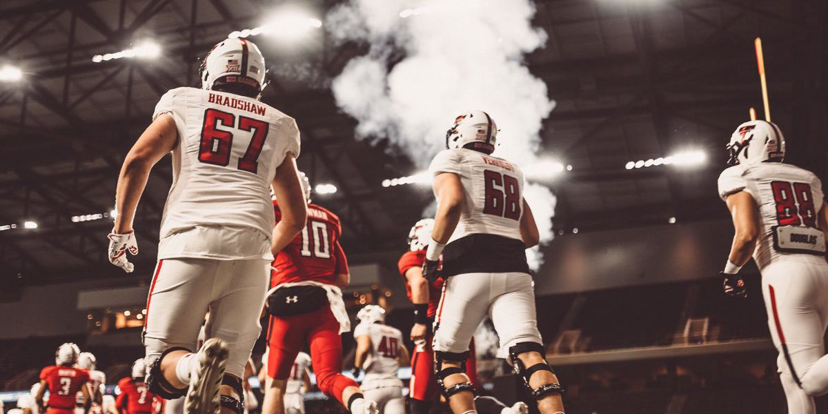 Texas Tech football wraps up Spring Series
