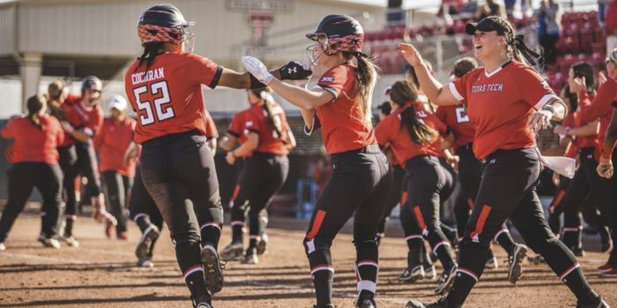Tech softball tops Iowa State 5-3 on senior day