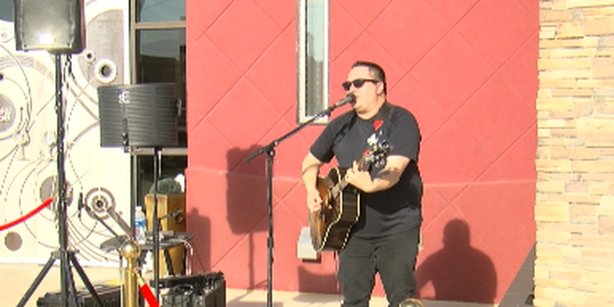 Local Restaurant Provides Curbside Concert: Music and Meals To-Go