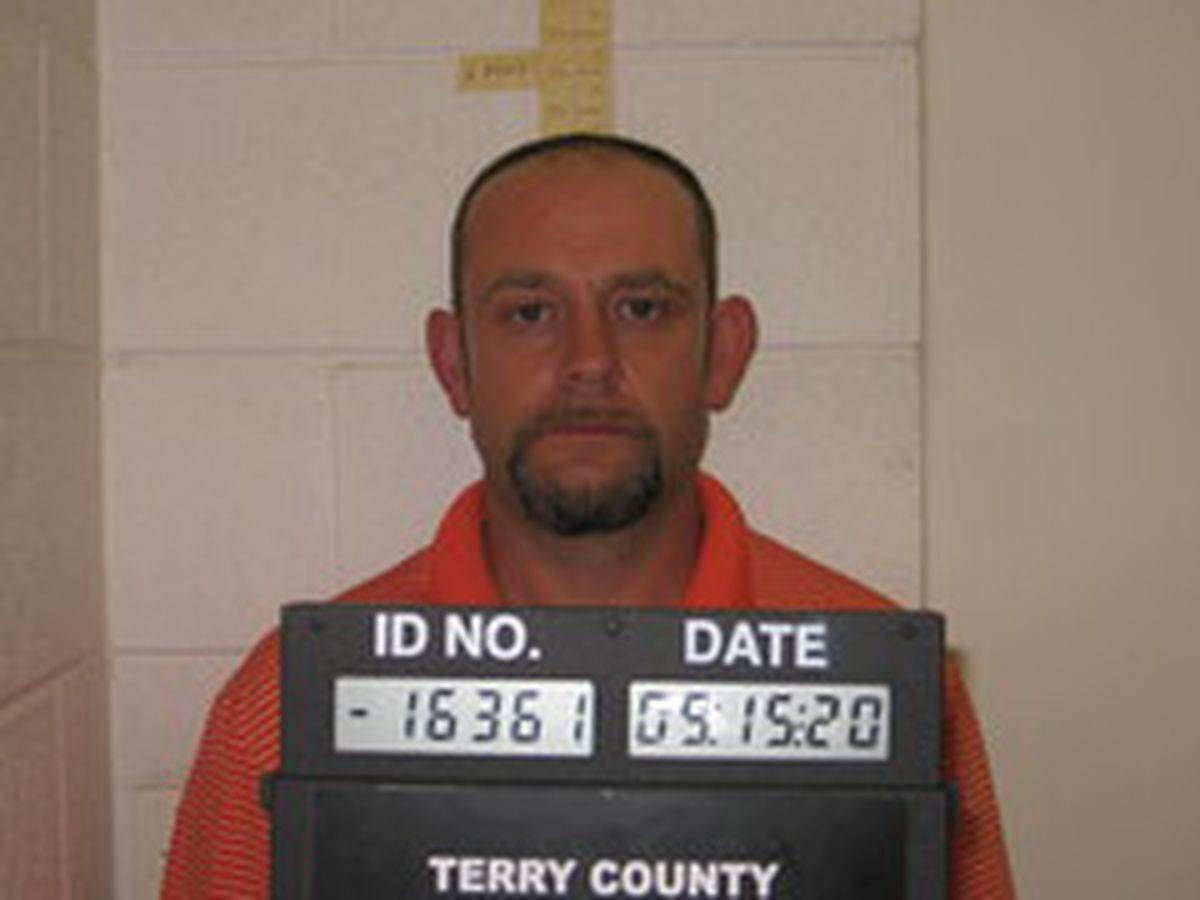 Brownfield man arrested after construction worker hit on Marsha Sharp Fwy.