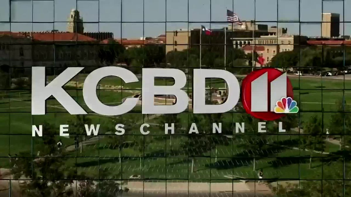 KCBD News at Noon for May 23