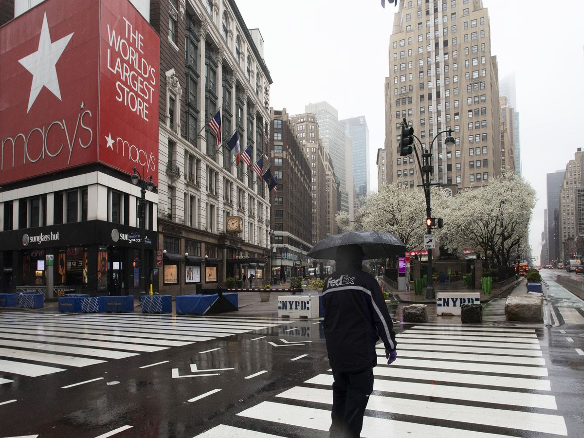 Macy's to furlough majority of its 130,000 workers amid coronavirus outbreak