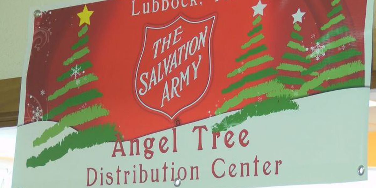 Salvation Army Angel Tree gifts due today, only half turned in