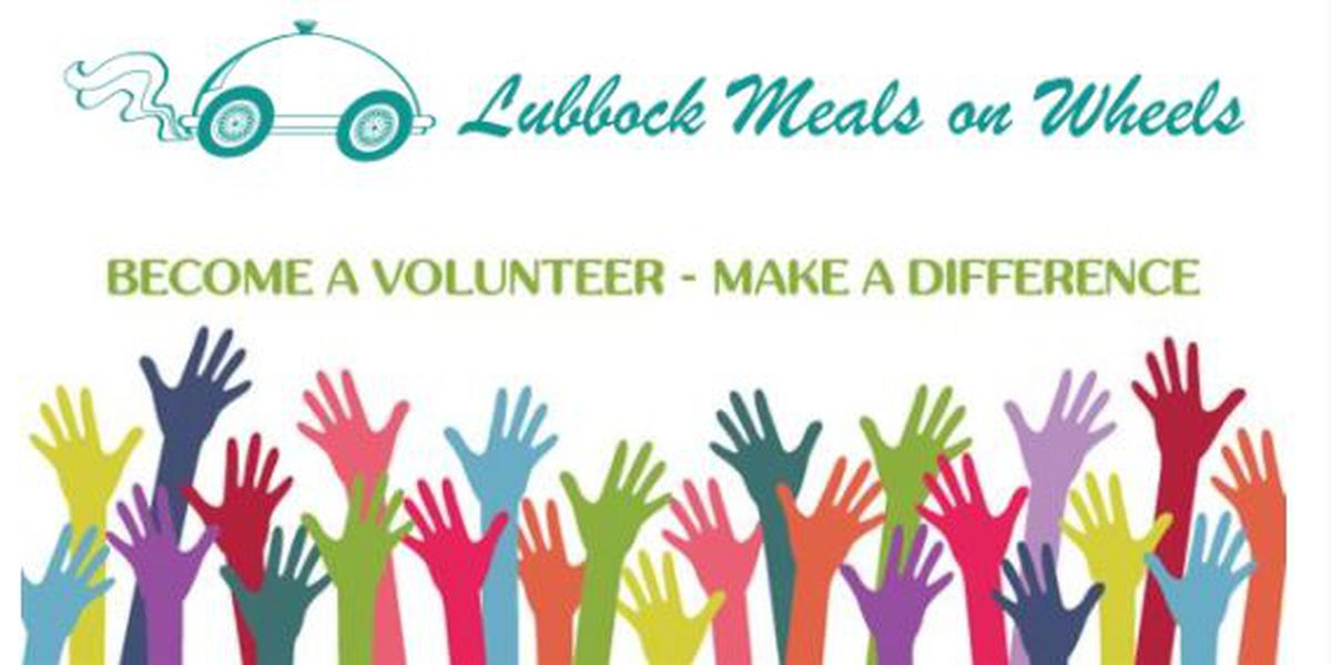 Lubbock Meals on Wheels needs help from people with 4-wheel drive vehicles