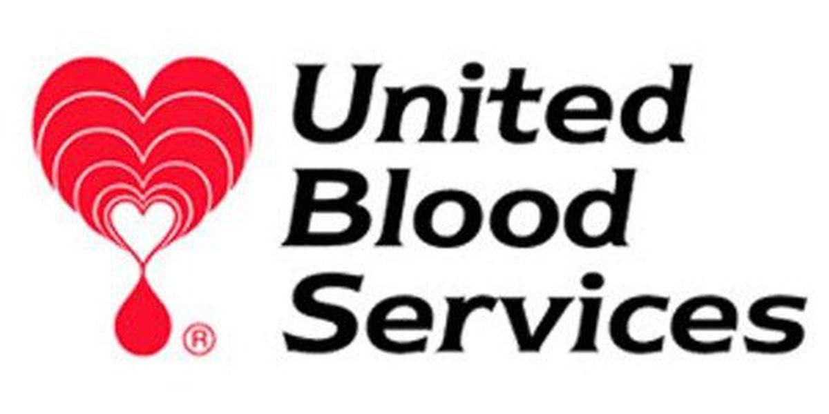 Hurricane Harvey: Blood donors needed