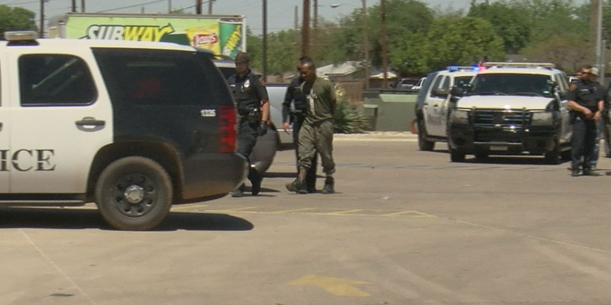 Lubbock Police arrest two following brief chase near TTU's Greek Circle