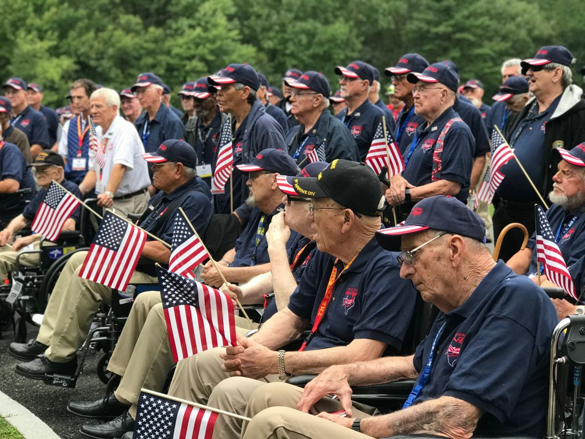 2019 South Plains Honor Flight concludes with final remembrances, a hero's welcome home
