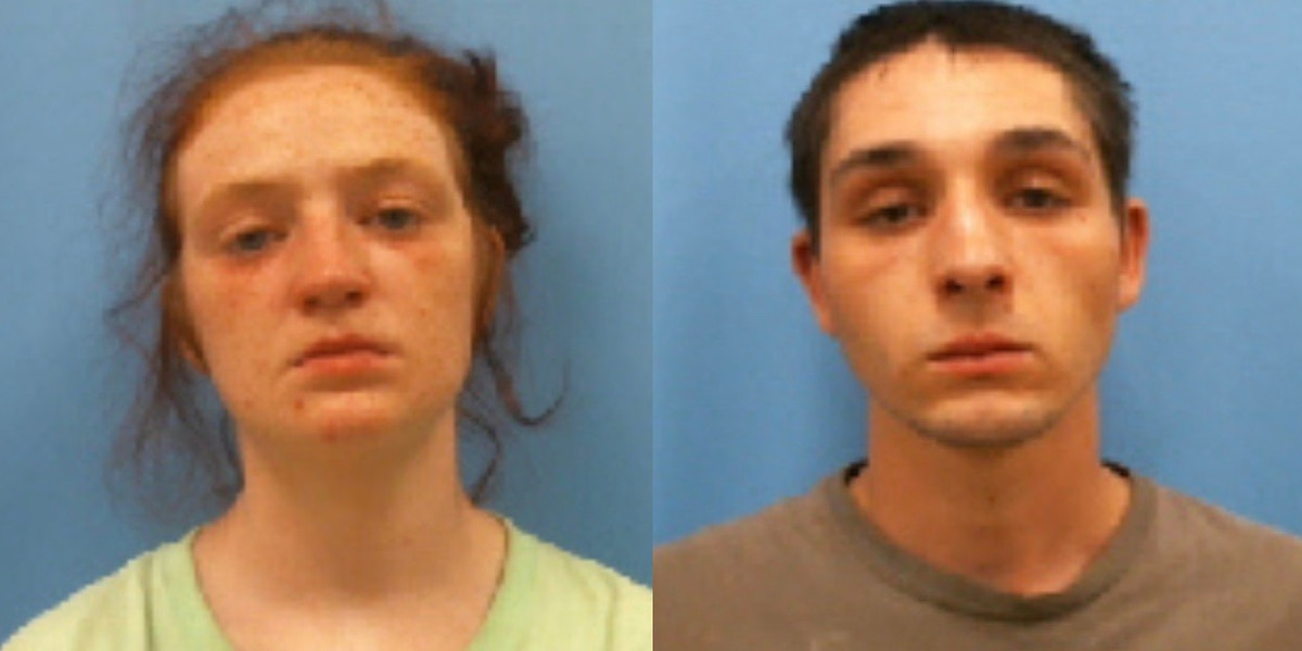 Franklin County, Alabama parents charged after child found dead in hot car