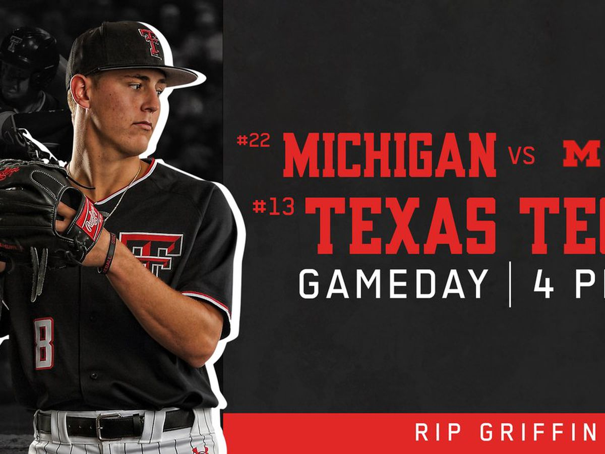 Friday's baseball game against Michigan moved to up 4 p.m.