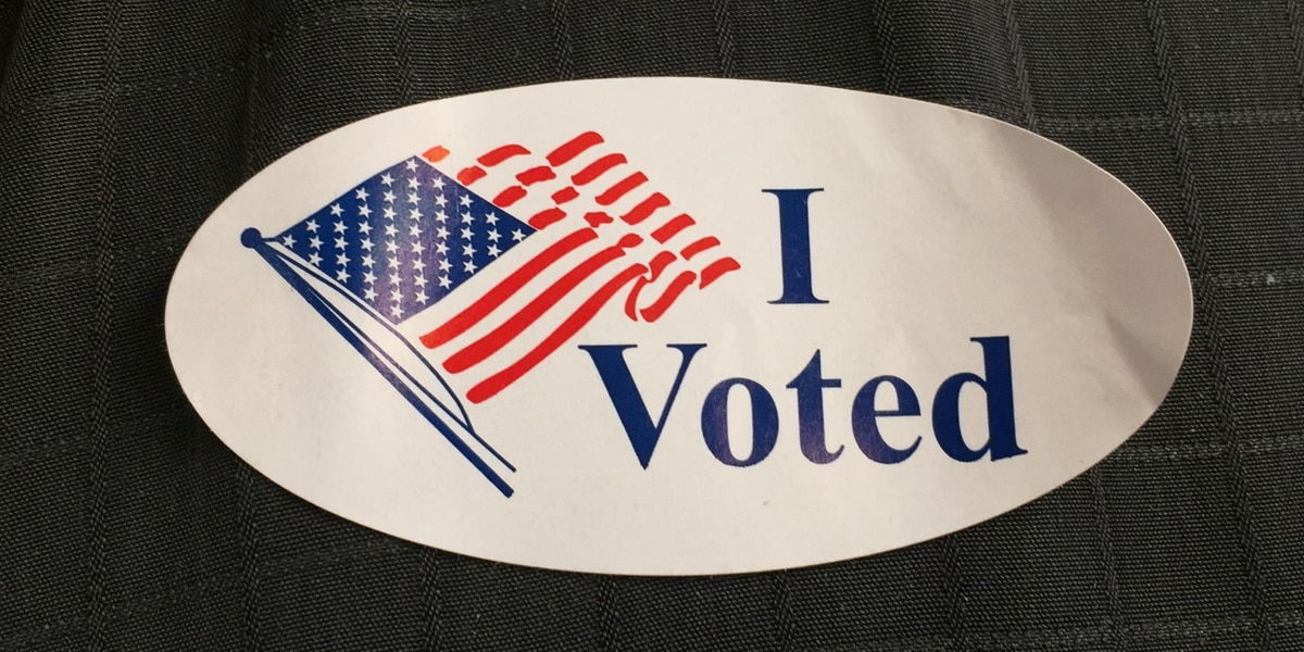 Early voting for May 4 election ends Tuesday