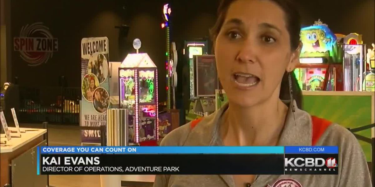 Adventure Park opens to general public on Monday