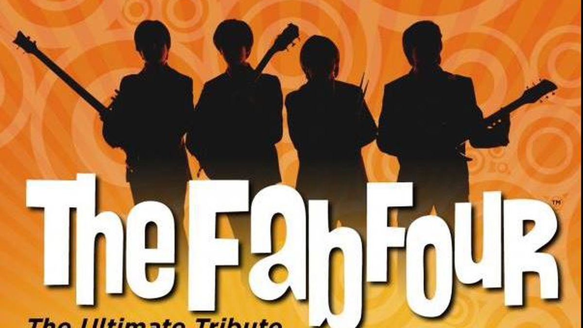 The Fab Four - The Ultimate Tribute comes to the Buddy Holly Hall in October