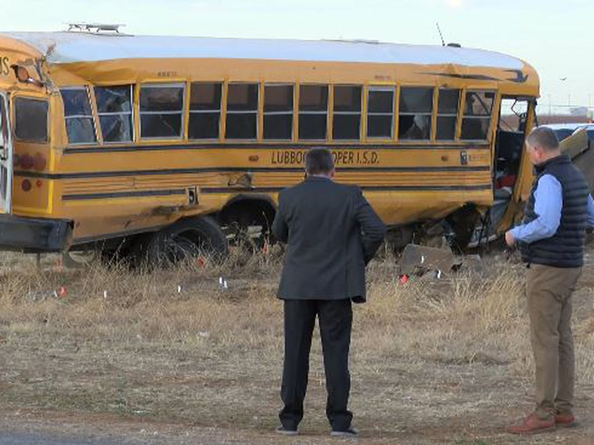 DPS: Bus driver not wearing seatbelt, ejected during crash
