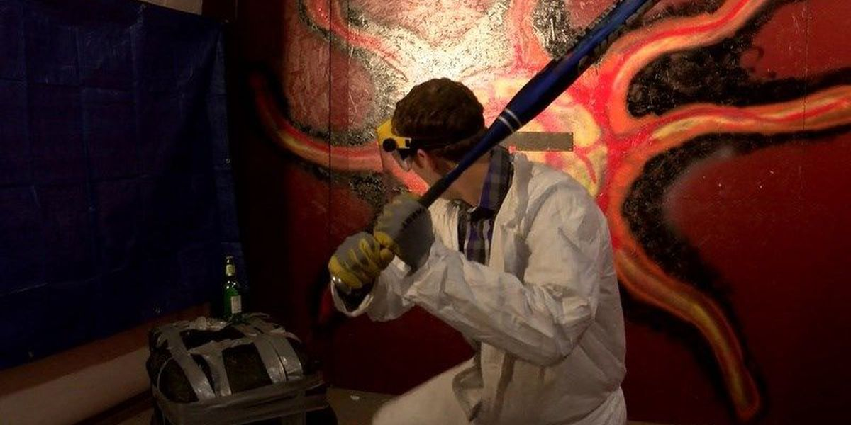 Lubbock Rage Room offers guilt-free stress relief