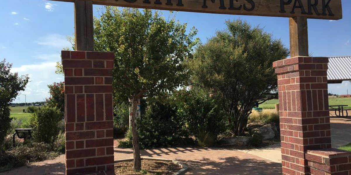 Wolfforth police searching for vandals who damaged Frenship Mesa Park
