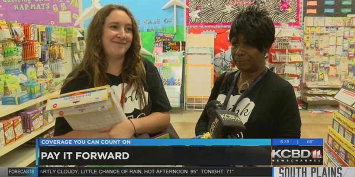 Pay It Forward: Helping teachers at Teacher Heaven